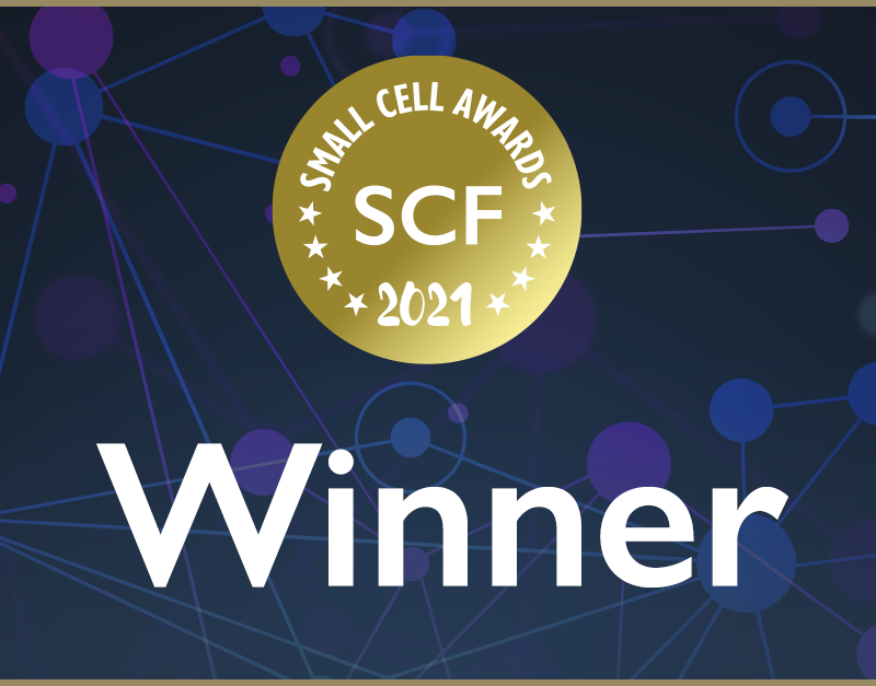 small cell awards